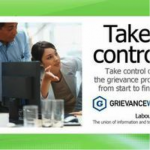 How to enter a Grievance in LabourWare